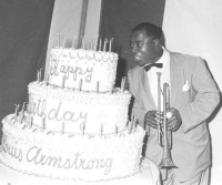 Louis Armstrong's Birthday Bash