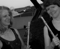 Winifred M. Kelley Music Series: Duo Pelliroja - Flutists Leslie Marrs & Nancy Schneeloch-Bingham